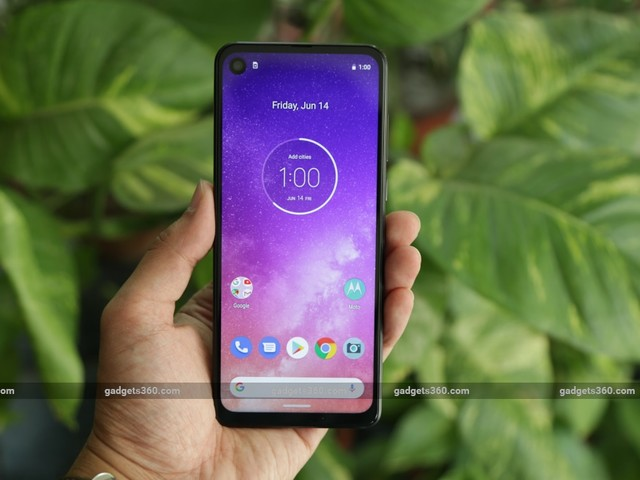 Motorola One Vision Set to Go on Sale in India Today via Flipkart