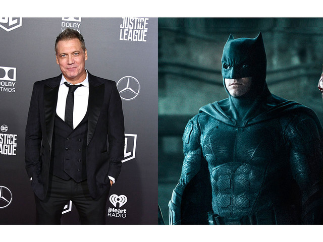 Interview: Actor Holt McCallany on getting beat up by Batman in 'Justice League,' and the (potential) future of 'Mindhunter'