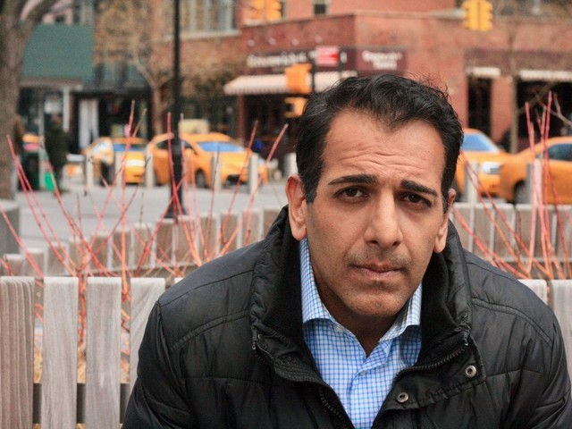 A leak investigation cost Adnan Virk his ESPN career. Now he's starting over.