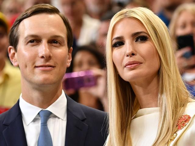 A Reminder: Ivanka & Jared Made $120 Million In 2020