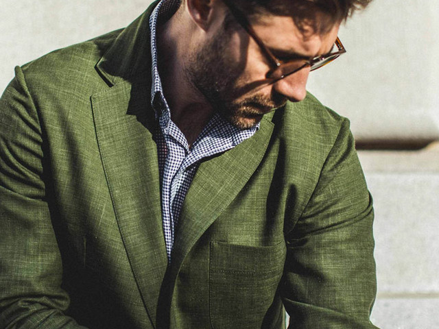 This Californian Brand Just Released Your New Favorite Travel Blazer