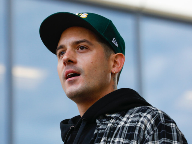 G-Eazy Explains How Kid Cudi Helped Him Squash His Beef With Machine Gun Kelly