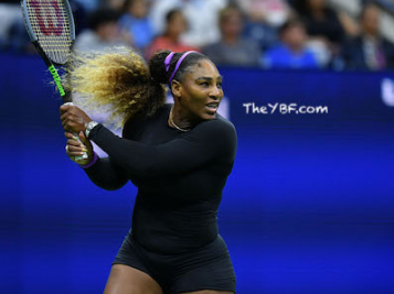 Serena Williams Dominates Maria Sharapova Within 1 Hour At US Open In Front Of Star-Studded Audience