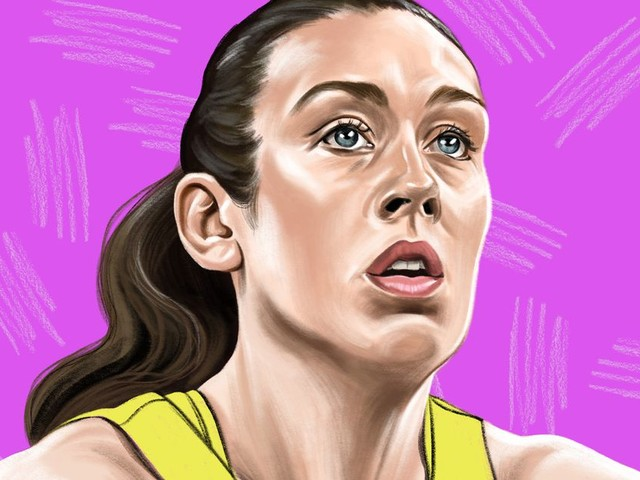 Breanna Stewart Finds New Perspective Atop the World