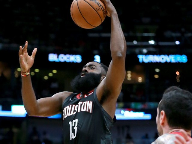 James Harden: still good