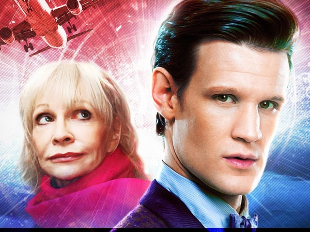 Two new Doctor Who Short Trips announced from Big Finish!