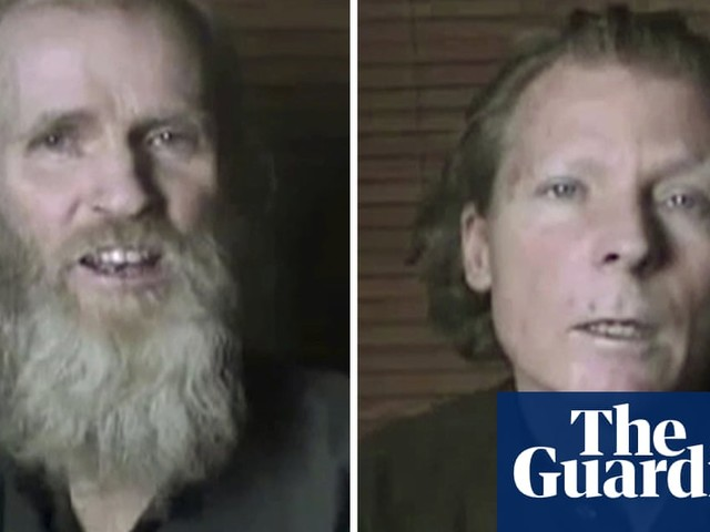 Taliban say US and Australian hostages freed in prisoner swap