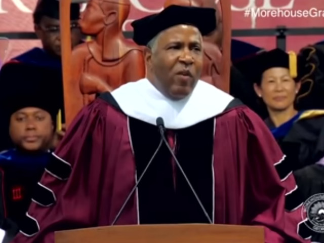 Billionaire Robert F. Smith Expands Pledge to Pay Off Loan Debt Incurred by Parents of Morehouse Grads