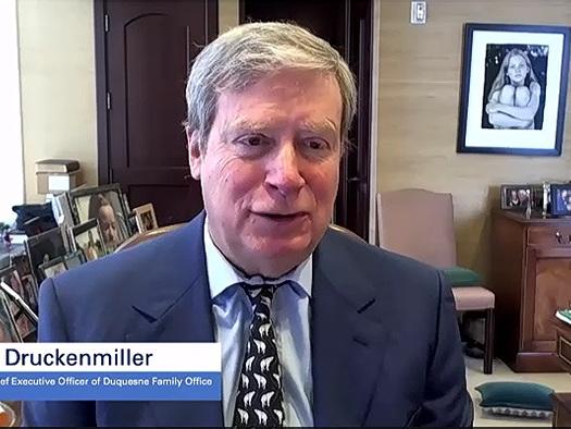 """We're In A Raging Mania"" - Druckenmiller Warns ""Fed Is Endangering Dollar Reserve Status"""