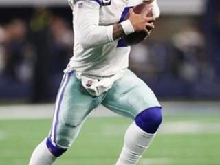 Prescott: No time for talk, Cowboys need to beat Bears