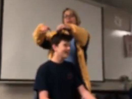 Teacher loses job, faces charges after forcibly cutting student's hair