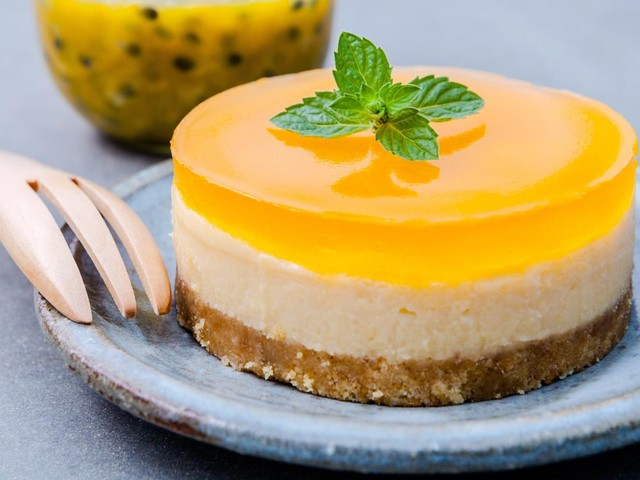 Passion Fruit and Other Flavors Add a New Dimension to Baked Goods