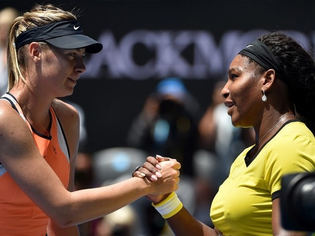 Serena Williams, Maria Sharapova To Clash In US Open First Round
