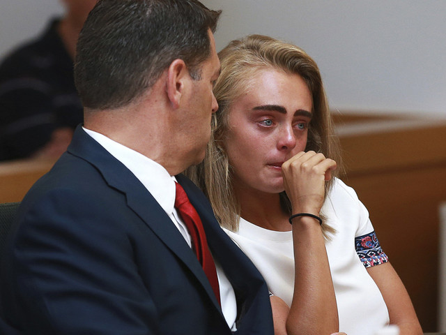 Suicide-text girlfriend files notice to appeal conviction