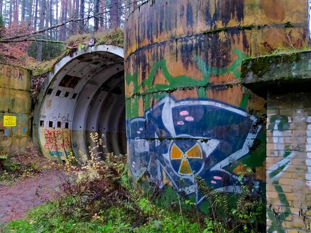 The secret town where Soviets hid their nukes