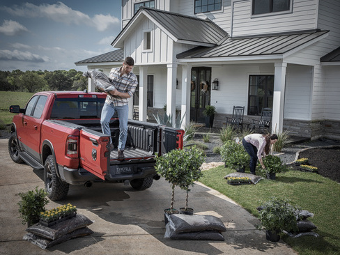 RAM Trucks Are Perfect Solution for Landscapers