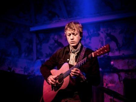 Steve Gunn live at Deaf Institute, Manchester