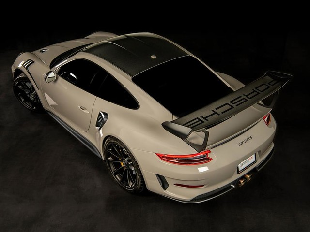 2019 Porsche 911--GT3--RS GT3 RS