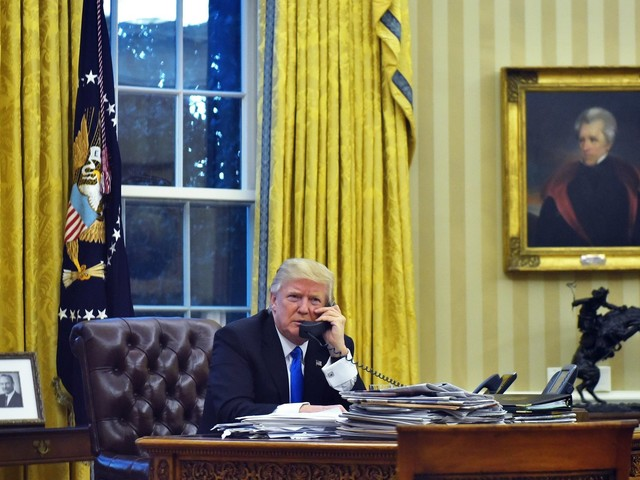 9 Incredible Moments From Donald Trump's Leaked Phone Calls With Australia And Mexico's Leaders