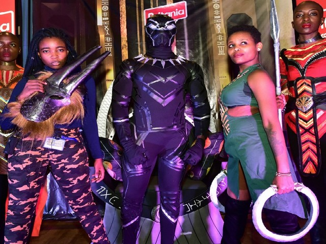 The Clothes People Are Wearing To See Black Panther Are Just As Good As The Movie
