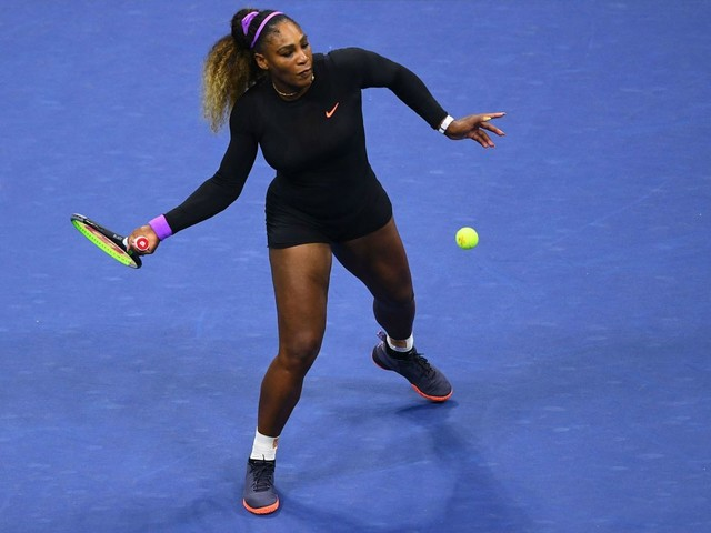 Serena Williams has history in her sights after US Open semifinal win