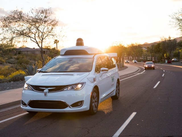 Work in Progress: Waymo Van Stakeout Reveals the Challenges of Self-driving Tech