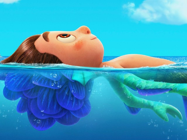 'Luca' is a small-stakes Pixar film with a lot of heart