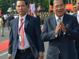 The Latest: Cambodia official says Sam Rainsy free to return