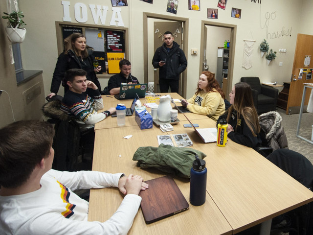 Iowa Caucuses Could Hinge On Energized Young Voters