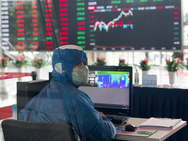 """Just A Huge Bear Market Rally?"" Stocks Tumble On Fears Of Second Virus Wave"