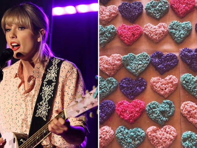 Taylor Swift Exceeds Her Fans Wildest Dreams With a Secret Album Listening Session
