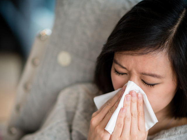 Brace Yourselves For The Rise Of This Respiratory Virus