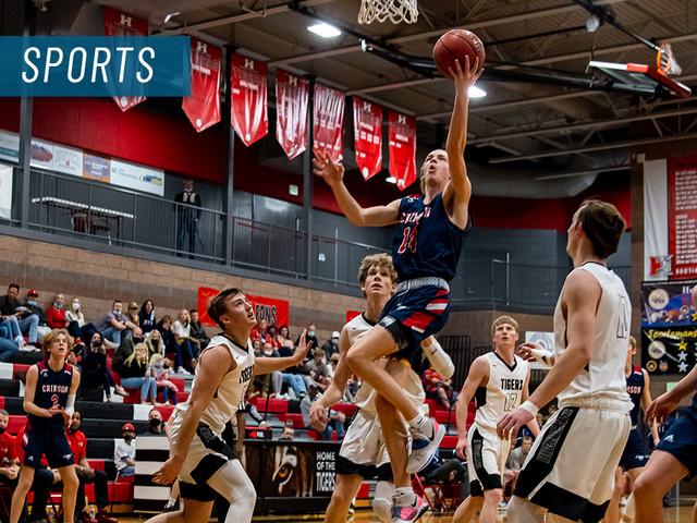 Region 9 boys basketball: Snow Canyon upsets Thunder; Dixie, Crimson, Pine View win on road