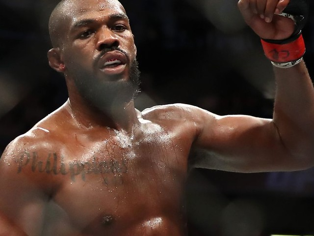 Coach believes Jones beats Adesanya 'in so many places because of his skill and size'