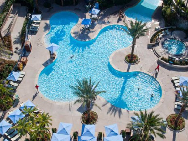 Summer Pool Parties Return to the Hotels of the Disneyland Resort Starting May 26