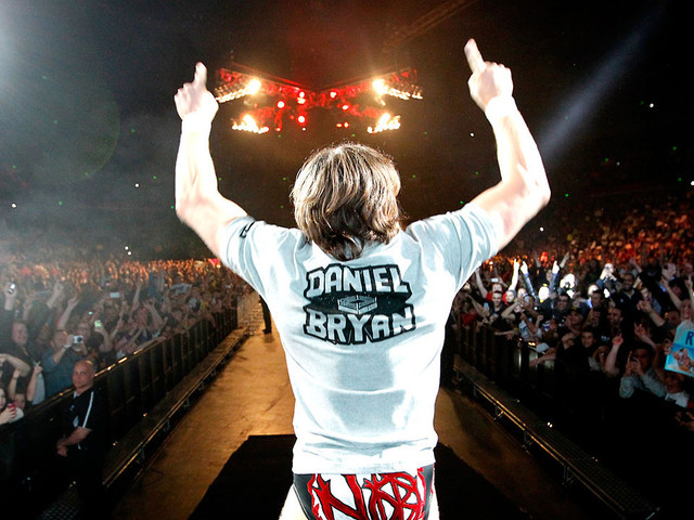 """""""I Don't Know What To Do With It""""- Daniel Bryan Reveals Secrets Behind The YES Chants"""