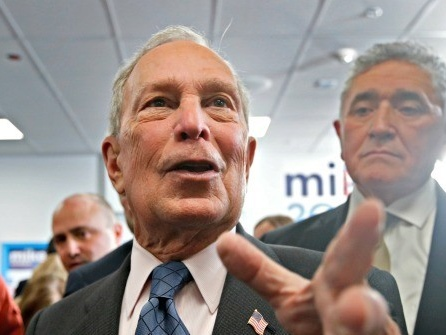 Bloomberg Compares America to Nazi Germany on Holocaust Remembrance Day Address