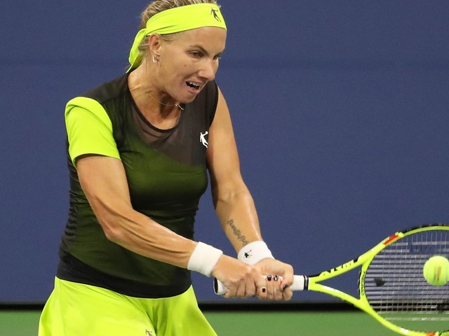 No. 12-ranked Svetlana Kuznetsova withdraws from Australian Open
