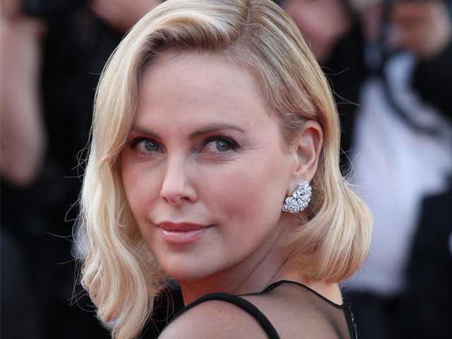 Charlize Theron Speaks Out About Her Father's Addiction Battle