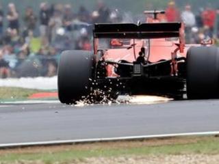 Ferrari duo Leclerc, Vettel fastest in British GP practice