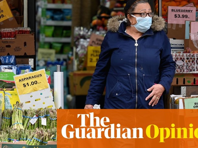 Rising food costs are causing global hunger while the rich are getting richer | Arwa Mahdawi