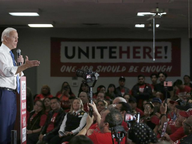 Biden campaign acknowledges 'pain' of Obama-era deportations