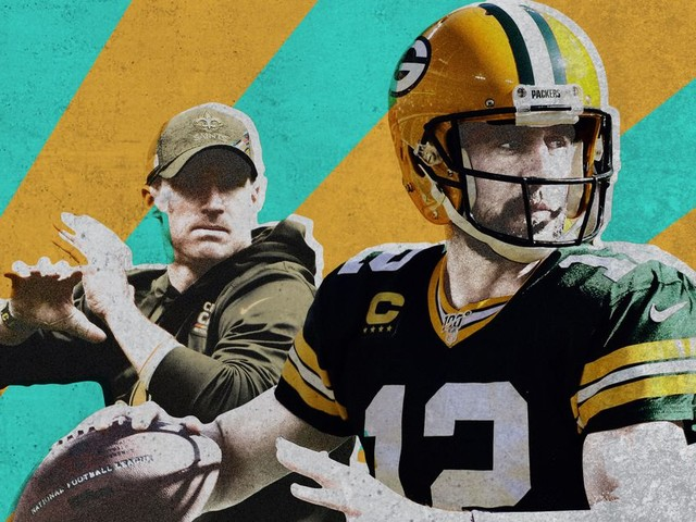 Aaron Rodgers and Drew Brees Can Lift Their Teams From Complete to Utterly Terrifying