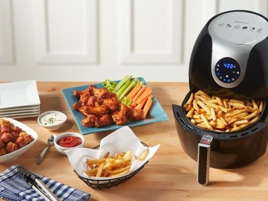 Insignia 5.8-Quart Digital Air Fryer ONLY $49 + FREE Shipping (Reg $120) – Today Only!