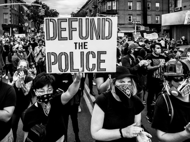 White House: Actually, Republicans are trying to defund the police