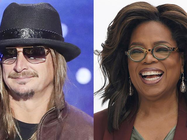 Kid Rock's Detriot restaurant closing after his vulgar anti-Oprah rant