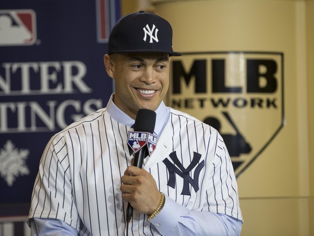 Aaron Judge can't wait to play alongside Giancarlo Stanton