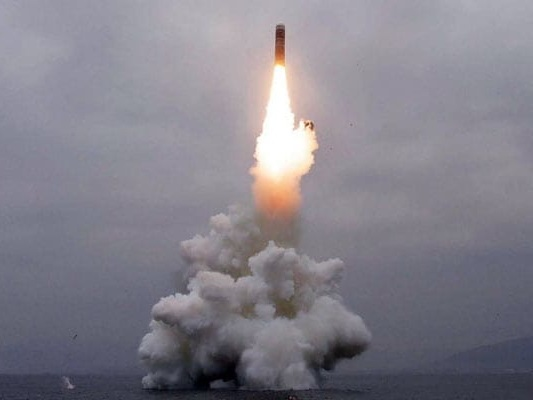 """North Korea Conducts New Test Of """"Super-Large"""" Rocket Launcher: Report"""