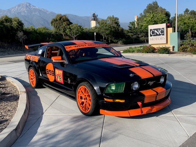 2005 Ford Mustang--GT 2dr Coupe GT Deluxe
