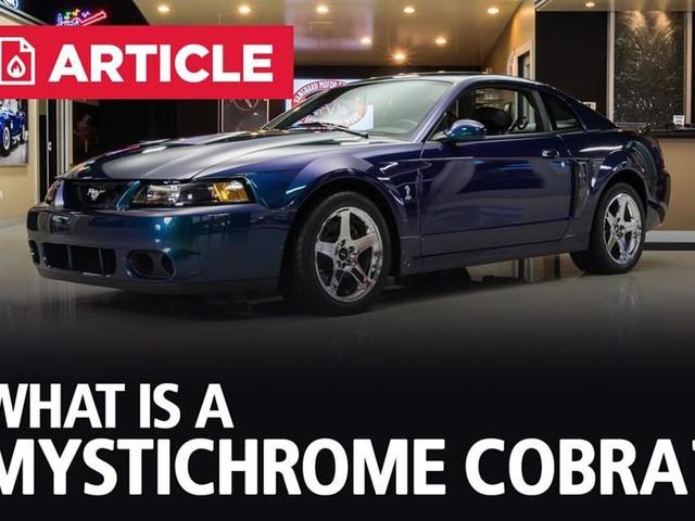 What Is A Mystichrome Cobra?